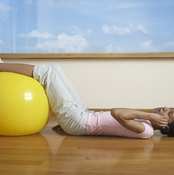 Do the bridge on a stability ball for an added challenge.