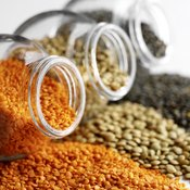 All types of lentils are rich in nutrients.