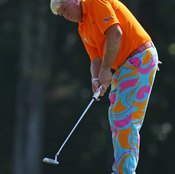 John Daly at a healthy body weight won two major golf championships.