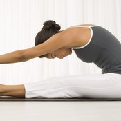 Yoga may help alleviate the discomfort of gas pains.