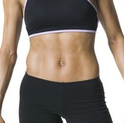 Mason twists can help tone your stomach.