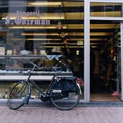Bringing your bike to work is good for your health and cheaper than driving.