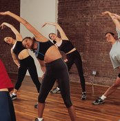 Gyms offer a fitness experience, rather than just fitness equipment.