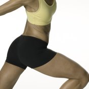 Twisting exercises are an effective stomach workout.
