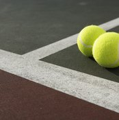 Know your lines to win your tennis match.