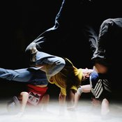 Break a sweat with break dancing in your weekly workout.