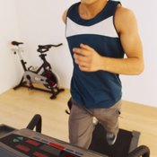 Treadmill workouts can improve your fitness.