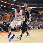 Jamal Crawford is known for his shake and bake crossover move.