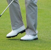 Examining your divots can help you understand why you're pulling or pushing the ball.
