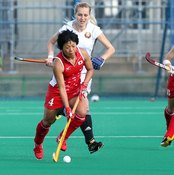 Played by men and women in the Olympics, in the United States field hockey is mostly a women's sport.
