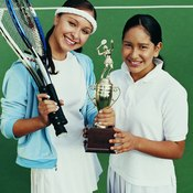 A tie-breaking formula can determine the winner of a round-robin tennis tournament.