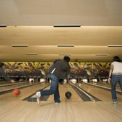 Equalize your bowling competition by using handicaps.