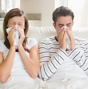 Sinus and ear infections are commonly found together.