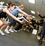 """TV fans know surrender creator Jillian Michaels as a team trainer on """"The Biggest Loser."""""""