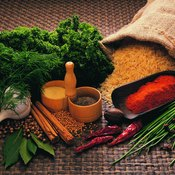 Herbs and spices may help promote a strong immune system.