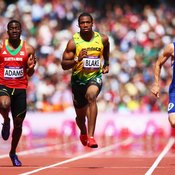 Stronger legs lead to a faster sprint.