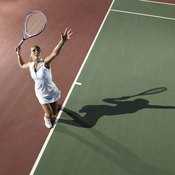 Get in tennis shape to blast away the competition this season.