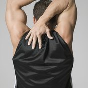 The overhead triceps stretch is for the triceps brachii and anconeus muscles.