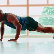 Pushups are one the most effective exercises for building forearm strength.