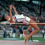 Developing explosive jumping skills can improve your high jump.