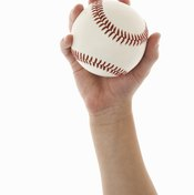 Throwing a baseball requires hand-eye coordination.
