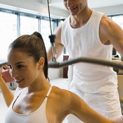Strength training builds lean muscle mass and burns calories.