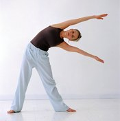 Stretching keeps you flexible and reduces your injury risk.
