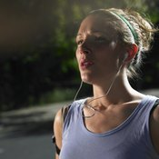 Exercising to exhaustion can be too much of a good thing.