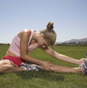 A flexible lower back can reduce pain.