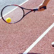 Some differences between tennis groundstrokes are subtle.