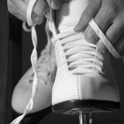 Figure and hockey skates are designed to accommodate needs for agility and speed.