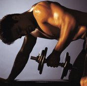Bulkier muscles usually consist of more fast-twitch muscle fibers.