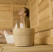 A post-workout sauna will enhance your recovery.