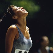 Aerobic exercise is an easy way to work up a sweat.
