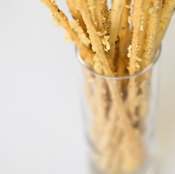 Bread sticks are among the only carbohydrates allowed on the New Beginnings diet.
