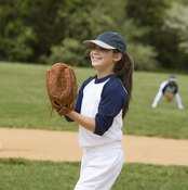 Softball pitchers can lose more weight than softball outfielders.