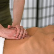 A massage therapist can also help target your liver.