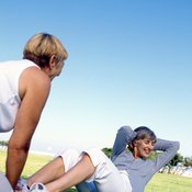 A strong core improves posture and breathing and helps to prevent injury.