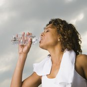 If you're fatigued during your run, you may be dehydrated.