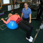 LPGA star Natalie Gulbis works her slow-twitch muscles.