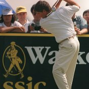 Fred Couples' over-the-top swing has earned him millions of dollars.