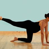 Yoga is an excellent way to stay in shape and relieve pain.