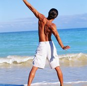 Strong back muscles support daily activities and lifting exercises.