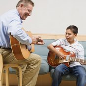 Playing a musical instrument can help you develop manual dexterity.
