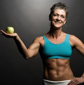 High intensity training and short burst exercise builds muscle and burns fat.