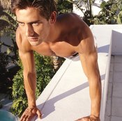 The push-up is a versatile exercise that can be performed anywhere.