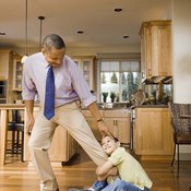 Take time for your kids and get thicker legs too.