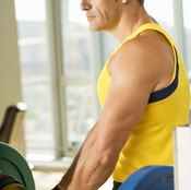 A close grip emphasizes your triceps on decline, incline and flat bench press.