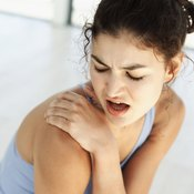 Strengthening your lower traps can prevent shoulder pain.