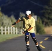 Bicycle helmets can be worn for a number of sports.